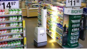 沃而瑪也有AI人工智慧? 透過最新技術掃描缺貨區或標錯的價格超酷!!