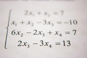 你相信人工智慧能幫你解開頭痛已久的數學題?(上)