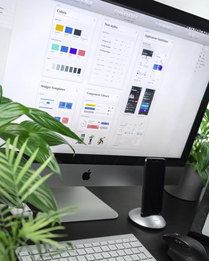 UI設計小教室:奧迪,福斯LOGO平面化(上)