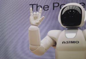 你的人工智慧機器人還停留在恐怖谷理論裡嗎?快更新資訊吧!(上)
